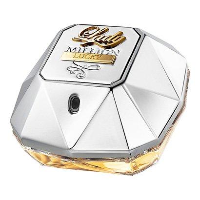 Perfume Feminino Lady Million Lucky Paco Rabanne Eau de Parfum 50ml - Feminino-Incolor