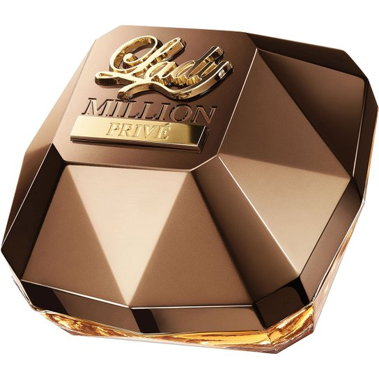 Perfume Feminino Lady Million Privé Paco Rabanne Eau de Parfum 30ml - Incolor