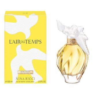 Perfume Feminino L'Air du Temps Nina Ricci Eau de Toilette 100ml