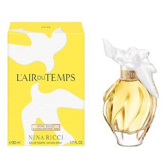 Perfume Feminino L'Air du Temps Nina Ricci Eau de Toilette 50ml