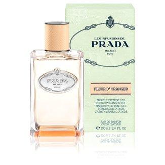 Perfume Feminino Les Infusions Fleur D'Oranger Prada Eau de Parfum 100ml