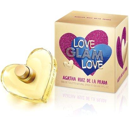 Perfume Feminino Love Glam Love Agatha Ruiz de La Prada Eau de Toilette 30ml