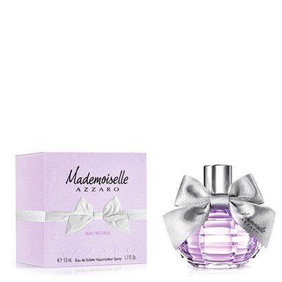 Perfume Feminino Mademoiselle 2 Azzaro Eau de Toilette 50ml - Feminino-Incolor
