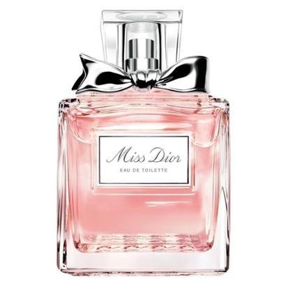 Perfume Feminino Miss Dior Dior Eau de Toilette 100ml - Feminino-Incolor