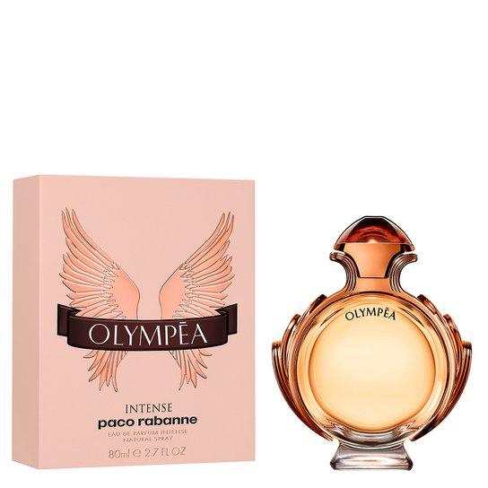 Perfume Feminino Olympéa Intense Paco Rabanne Eau de Parfum80ml - Incolor