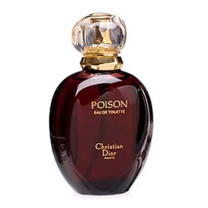 Perfume Feminino Poison Dior Eau de Toilette 50ml - Feminino-Incolor