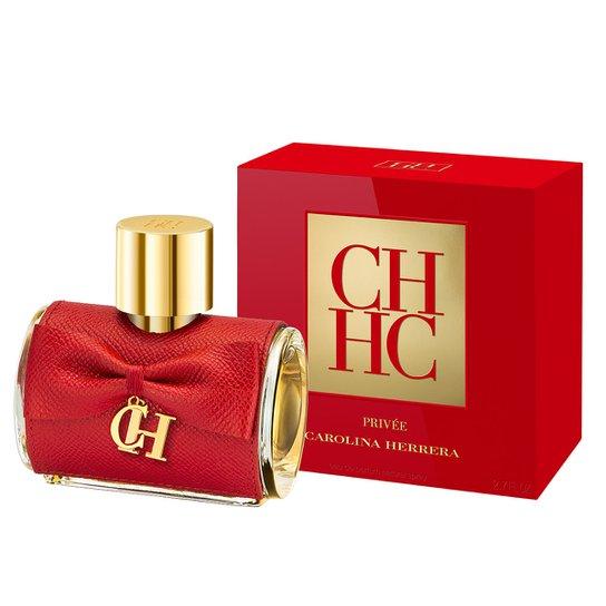 Perfume Feminino Privée Carolina Herrera Eau de Parfum 80ml - Incolor