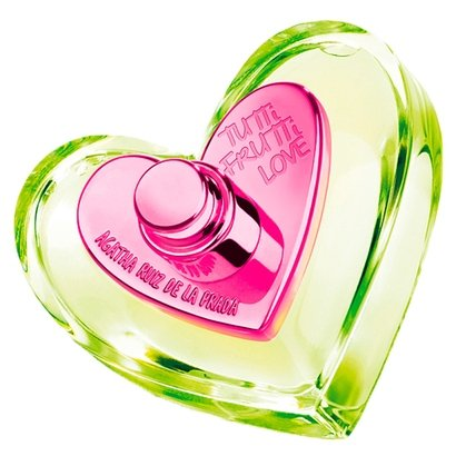 Perfume Feminino Tutti Frutti Love Agatha Ruiz de La Prada Eau de Toilette 80ml