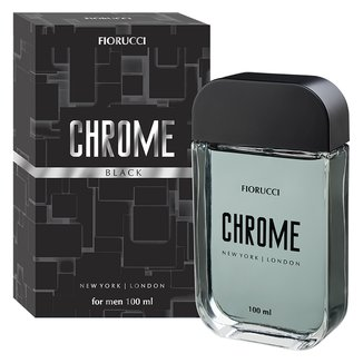Perfume Fiorucci Chrome Black 100ml