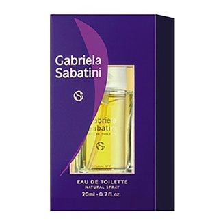 Perfume Gabriela Sabatini For Woman EDT 20ml