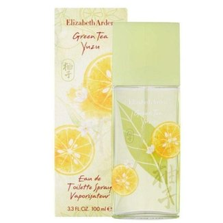 Perfume Green Tea Yuzu 100 ml - Selo ADIPEC - Sem Celofane