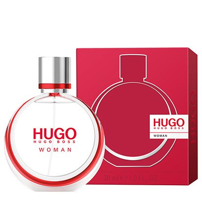 Perfume Hugo Woman Feminino Hugo Boss EDP 30ml - Feminino-Incolor