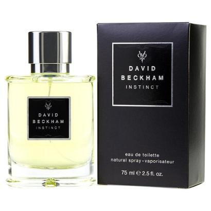 Perfume Instinct Masculino David Beckham EDT 75ml