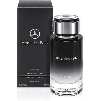 Perfume Mercedes Intense - Mercedes Benz - Eau de Toilette Mercedes Benz Masculino Eau de Toilette