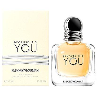 Perfume Because It's You - Giorgio Armani - Eau de Parfum Giorgio Armani Feminino Eau de Parfum