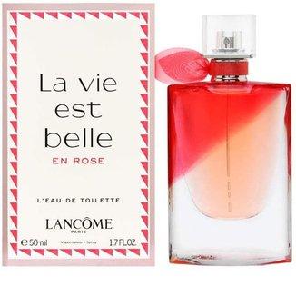 Perfume La Vie Est Belle En Rose L'eau de Toilette 50 ml