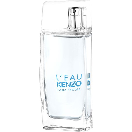 Perfume L'Eau Kenzo Femme Feminino Kenzo EDT50ml - Incolor