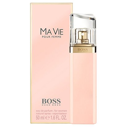 Perfume Boss Ma Vie - Hugo Boss - Eau de Parfum Hugo Boss Feminino Eau de Parfum