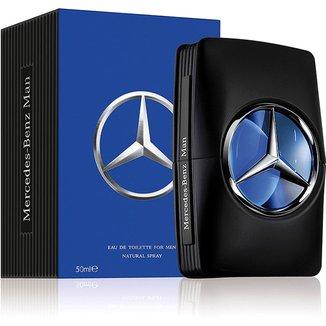 Perfume Man Masculino Mercedez Benz EDT 50ml