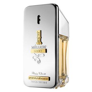 Perfume Masculino 1 Million Lucky Paco Rabanne Eau de Toilette 50ml