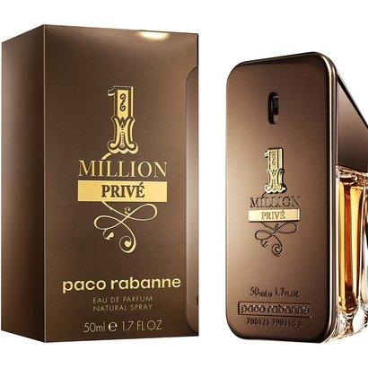 Perfume 1 Million Privé - Paco Rabanne - Eau de Parfum Paco Rabanne Masculino Eau de Parfum