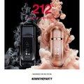 Perfume Masculino 212 VIP Black Carolina Herrera Eau de Parfum 50ml