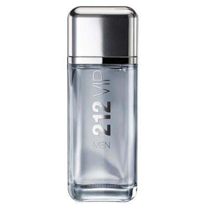 Perfume Masculino 212 VIP Men Carolina Herrera Eau de Toilette 200ml