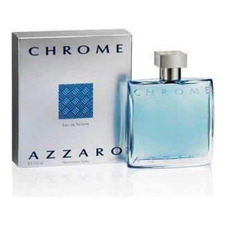 perfume masculino azzaro chrome edt 100ml