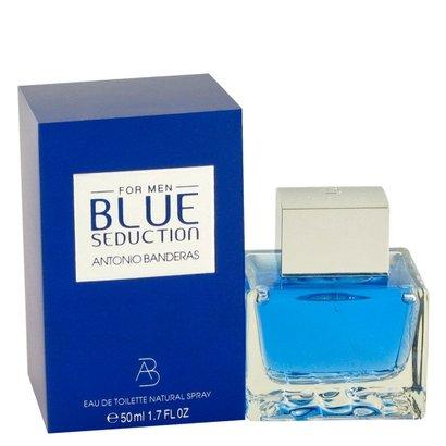 Perfume Masculino Blue Seduction For Men Antonio Banderas Eau de Toilette 50ml Masculino-Incolor