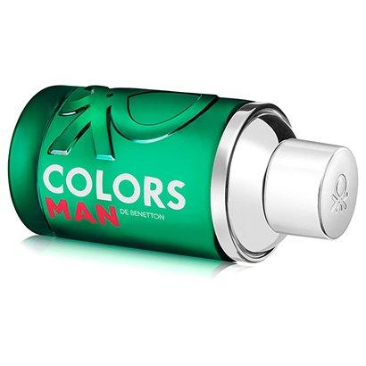 Colors Man Green