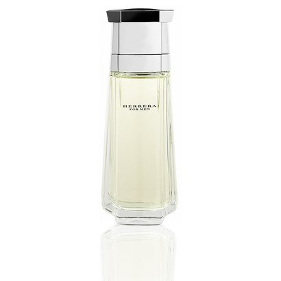Perfume Masculino Herrera For Men Carolina Herrera Eau de Toilette 100ml - Masculino-Incolor