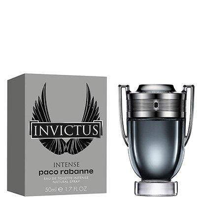 Perfume Invictus Intense - Paco Rabanne - Eau de Toilette Paco Rabanne Masculino Eau de Toilette
