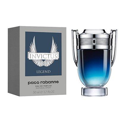 Perfume Masculino Invictus Legend Paco Rabanne Eau de Parfum 50ml - Masculino-Incolor
