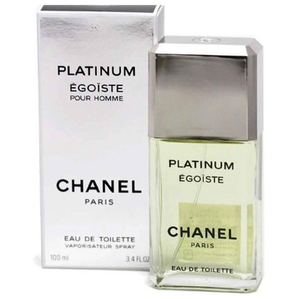 Perfume Masculino Platinum Egoiste Chanel Eau de Toilette 100ml