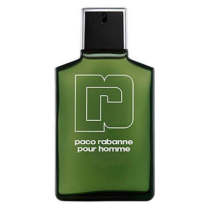 Perfume Masculino Pour Homme Paco Rabanne Eau de Toilette 100ml - Masculino-Incolor