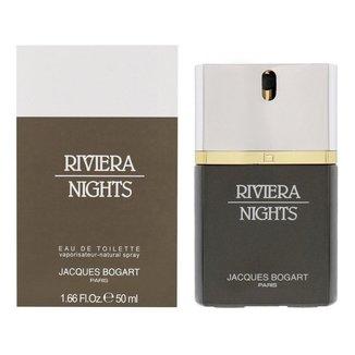 Perfume Masculino Riviera Nights Jacques Bogart Edt 50ml