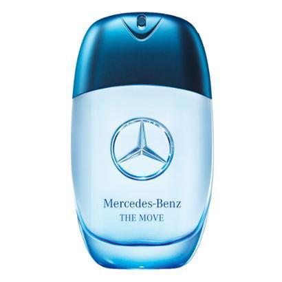 Perfume The Move - Mercedes Benz - Eau de Toilette Mercedes Benz Masculino Eau de Toilette