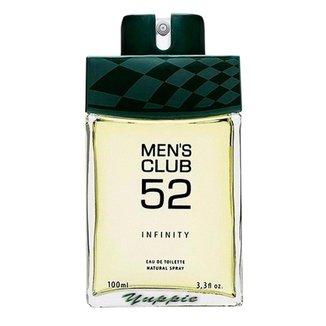 Perfume Men´s Club 52 Infinity Eau De Toilette Masculino 100 ml