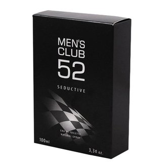 Perfume Men´s Club 52 Seductive Eau De Toilette Masculino 100 ml
