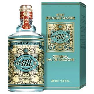 Perfume Original Eau de Cologne 4711 Água de Colônia 200ml