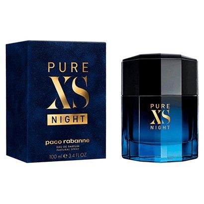 Perfume Paco Rabanne Pure XS Night EDP Masculino 100ml - Masculino-Incolor