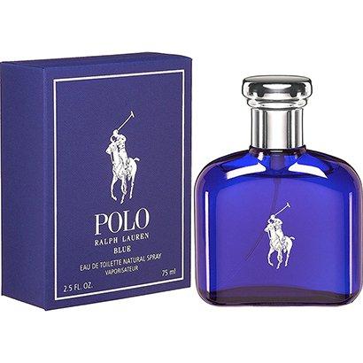 Perfume Polo Blue Masculino Ralph Lauren Eau de Toilette 75ml - Masculino-Incolor