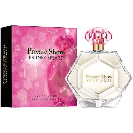 Perfume Private Show Feminino Britney Spears EDP 50ml - Incolor