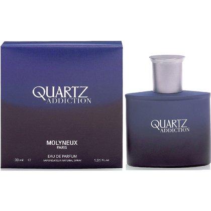 Perfume Quartz Addiction Masculino Molyneux EDP 30ml