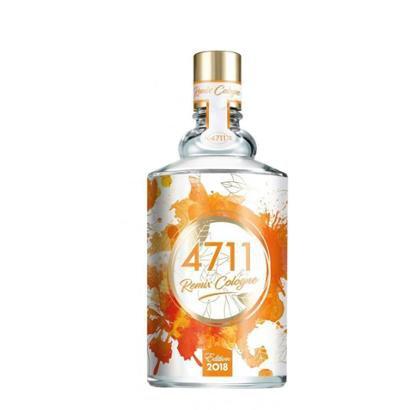 Perfume Remix Orange 4711 Eau de Cologne 100ml