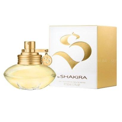 Perfume S - Shakira - Eau de Toilette Shakira Feminino Eau de Toilette