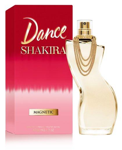 Perfume Shakira Dance Magnetic Feminino Eau de Cologne 80ml