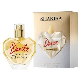Perfume Shakira Dance Midnight Feminino Eau de Toilette 30 ml