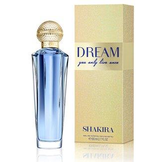 Perfume Shakira Sweet Dream -  Eau de Toilette Feminino - 80ml