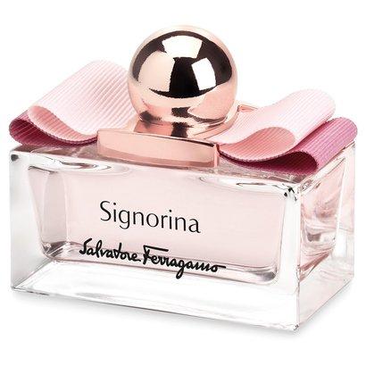 Perfume Signorina - Salvatore Ferragamo - Eau de Parfum Salvatore Ferragamo Feminino Eau de Parfum